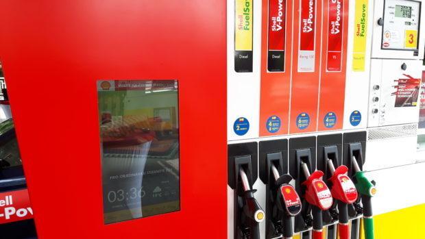 Ceny pohonných hmot v posledních týdnech stagnují