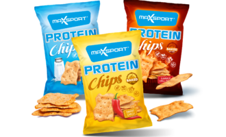 Slané pochutiny: MaxSport Protein Chips přináší revoluci