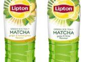 Nealkoholické nápoje: Lipton Matcha Ice Tea