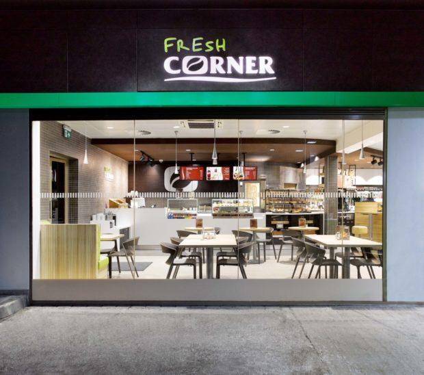 Koncept Fresh Corner je už na stovce čerpacích stanicích MOL