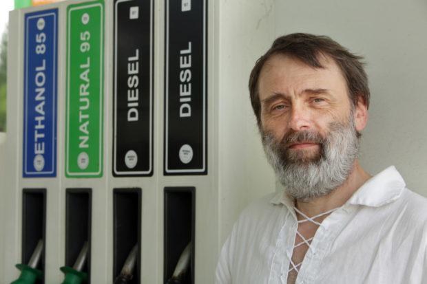 Ivan Indráček: Malá čerpačka může pružněji reagovat na přání zákazníka