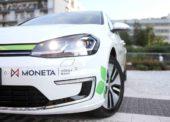 Moneta Money Bank buduje hustou síť elektronabíječek