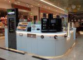MOL expanduje s konceptem Fresh Corner mimo čerpací stanice