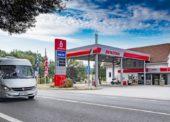 Benzina otevřela novou čerpací stanici v Sadové, aktuální počet benzinek je 406