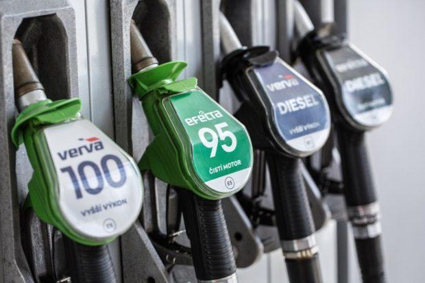 ČOI: Vzáří nevyhověly dva kontrolované vzorky pohonných hmot
