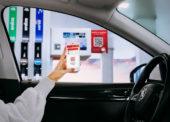 Benzina spouští bezkontaktní platby mobilem přímo u stojanu