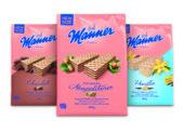 Sušenky a oplatky: Manner ve větším balení oblíbených příchutí