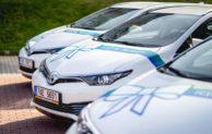 Philip Morris ČR kupuje hybridní vozy Toyota Auris pro tým Iqos