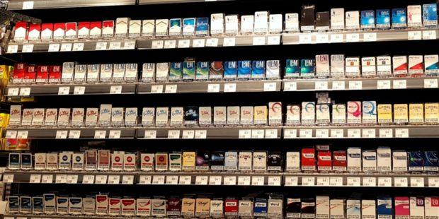 Německo: Téměř 30 % tvoří marže na tabáku z celkové marže shopů