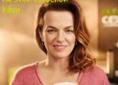 MOL pokračuje v kávové kampani s Martou Jandovou