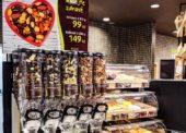 MOL rozjel na pěti čerpacích stanicích nabídku Fresh Corner Nuts