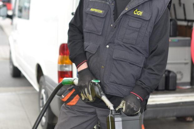 ČOI: V květnu neprošly dvě nafty a jeden benzin