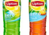 Nealkoholické nápoje: Ledové čaje Lipton Zero