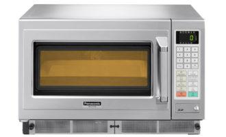 Vybavení: Profesionální mikrovlnné a kombinované trouby Panasonic