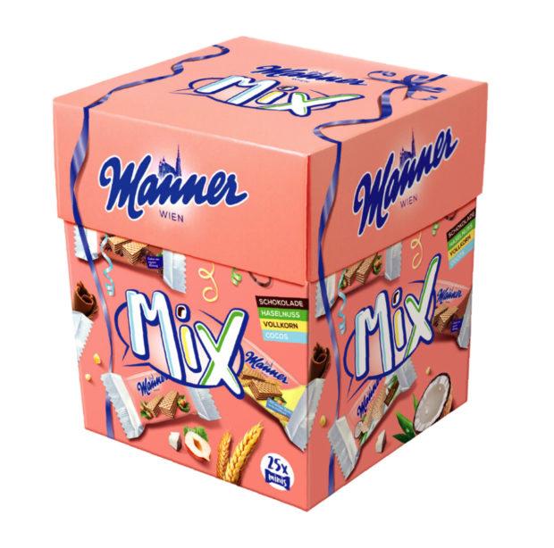 Sušenky a oplatky: Manner párty Mix box