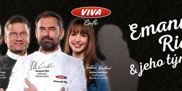 OMV v rámci Viva Chef Concept představila třetího ambasadora