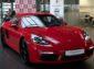Benzina připravila pro své zákazníky soutěž o Porsche Cayman