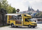 Food Truck Deli by Shell míří mimo pumpy