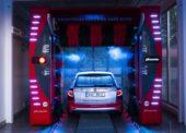 Benzina rozšiřuje další myčky o pěnovou a světelnou show