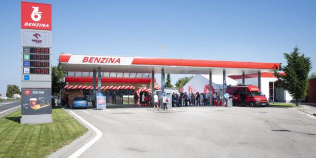 PKN ORLEN vybuduje na Slovensku maloobchodní síť, otevírá nové stanice