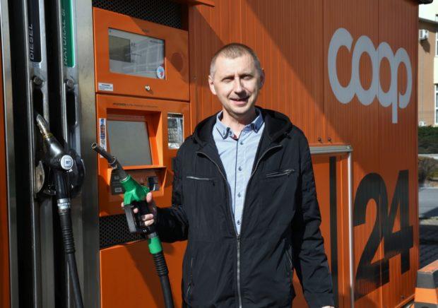 Miloslav Hlavsa: Prostor vidím ještě tak na pět kontejnerových stanic