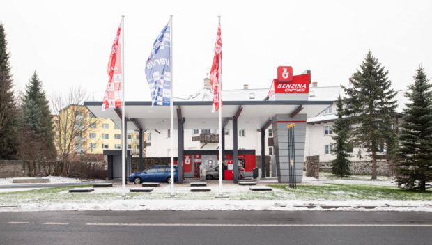 Benzina otevřela novou samoobslužnou čerpací stanici v Harrachově