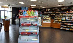 Před začátkem sezony mají nejlepší distribuci novinek v kategorii zmrzlin čerpací stanice