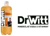 Nealkoholické nápoje: Minerální voda spřídavkem vitaminů DrWitt Power-C