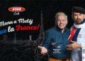 OMV Viva Chef Concept představila Matěje Ruperta jako dalšího ambasadora