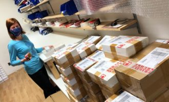 SČS a MPO plánují distribuci roušek pro nezávislé čerpací stanice