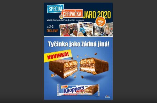 Nové vydání tištěného Speciálu Čerpačka Jaro 2020 je k dispozici také on-line