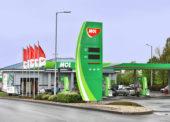 Skupina MOL kupuje síť 120 čerpacích stanic OMV ve Slovinsku