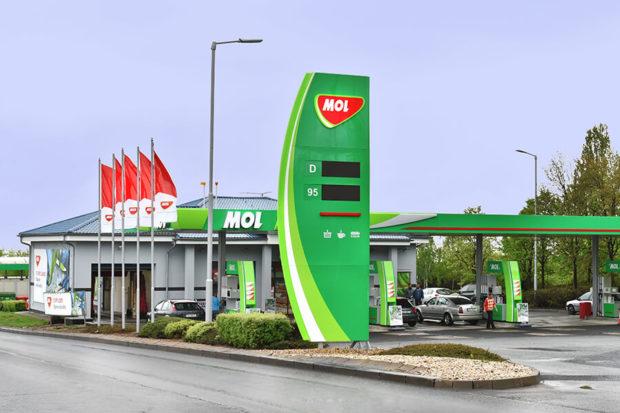 Skupina MOL vykázala čistou ztrátu ve výši 152 mil. USD