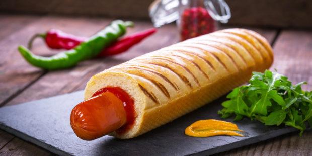 Občerstvení: Vše pro perfektní hot-dogy