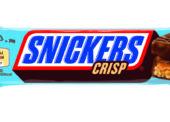 Cukrovinky: Ještě křupavější Snickers Crisp