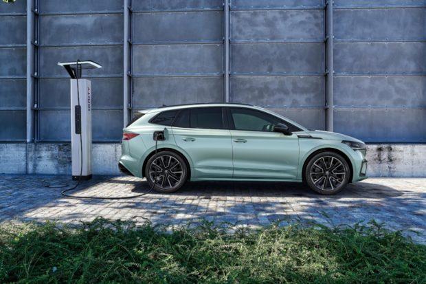 Škoda Auto představila Enyaq iV, letošní novinku elektrické budoucnosti