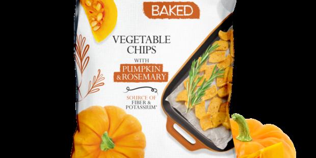 Zdravé snacky: Enjoy Chips Baked