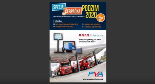 Podzimní vydání Speciálu Čerpačka je opět on-line