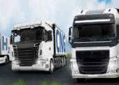 Počet nákladní vozů na LNG v Evropě vzroste do roku 2030 třicetkrát