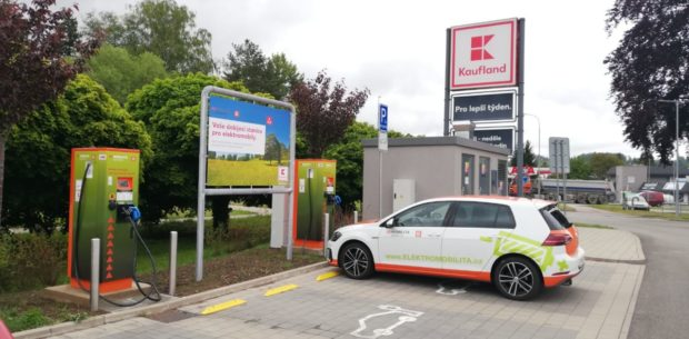 ČEZ: Elektromobily loni odebraly o čtvrtinu více energie