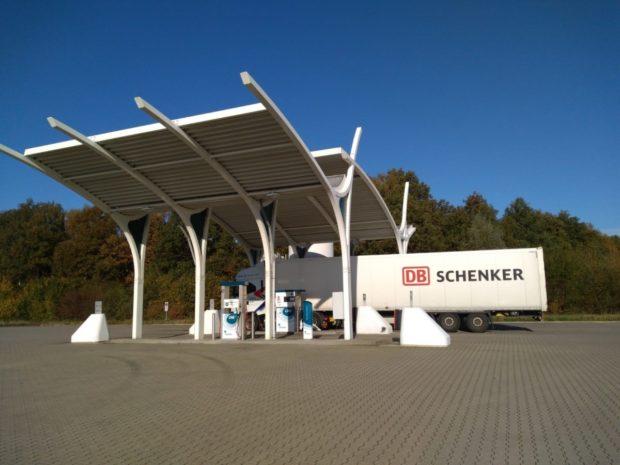 DB Schenker testuje LNG v dálkových přepravách