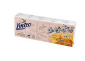 Papírový sortiment: Papírové kapesníky Linteo Premium