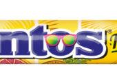 Cukrovinky: Mentos Tropical Rainbow