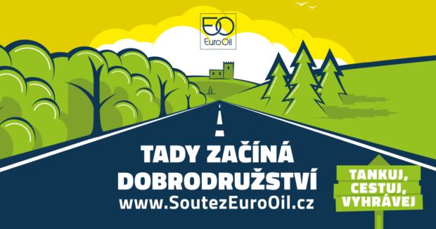 EuroOil v květnu nabízí soutěž o tankování na celý rok