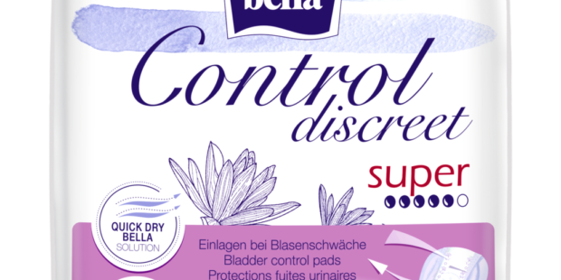 Dámská hygiena: Bella Control Discreet Super