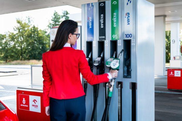 Obliba prémiových paliv roste, na Benzině Orlen už ji tankuje pětina zákazníků