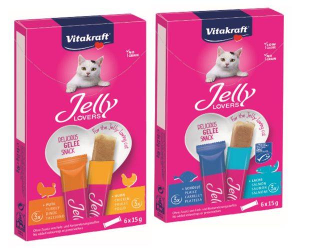 Krmiva: Jelly Lovers pro kočky